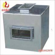 隆宇直供消声器静压箱,价格优惠
